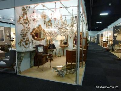 Birkdale stand at Battersea show